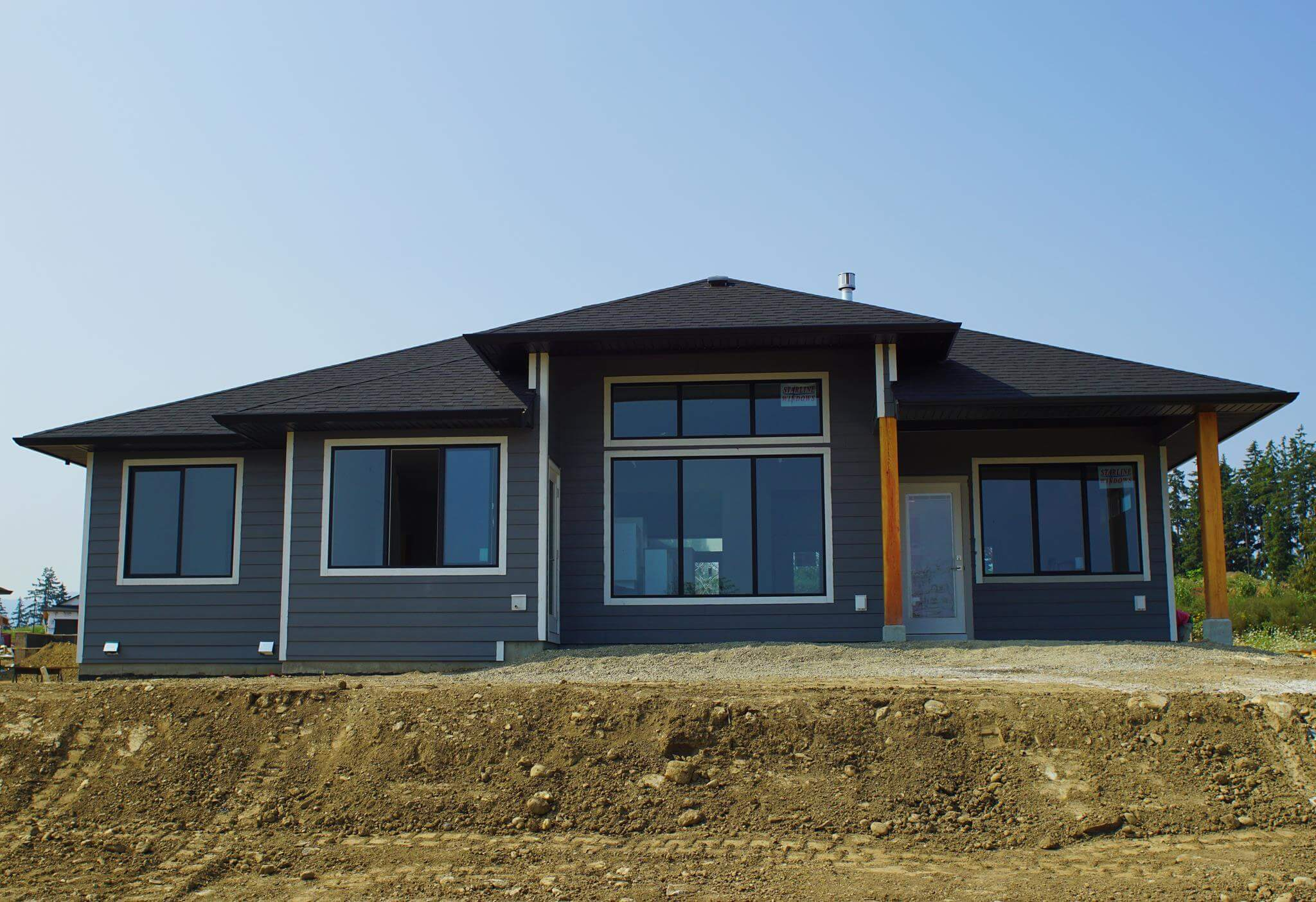 Open House for New Rancher for Sale in Courtenay