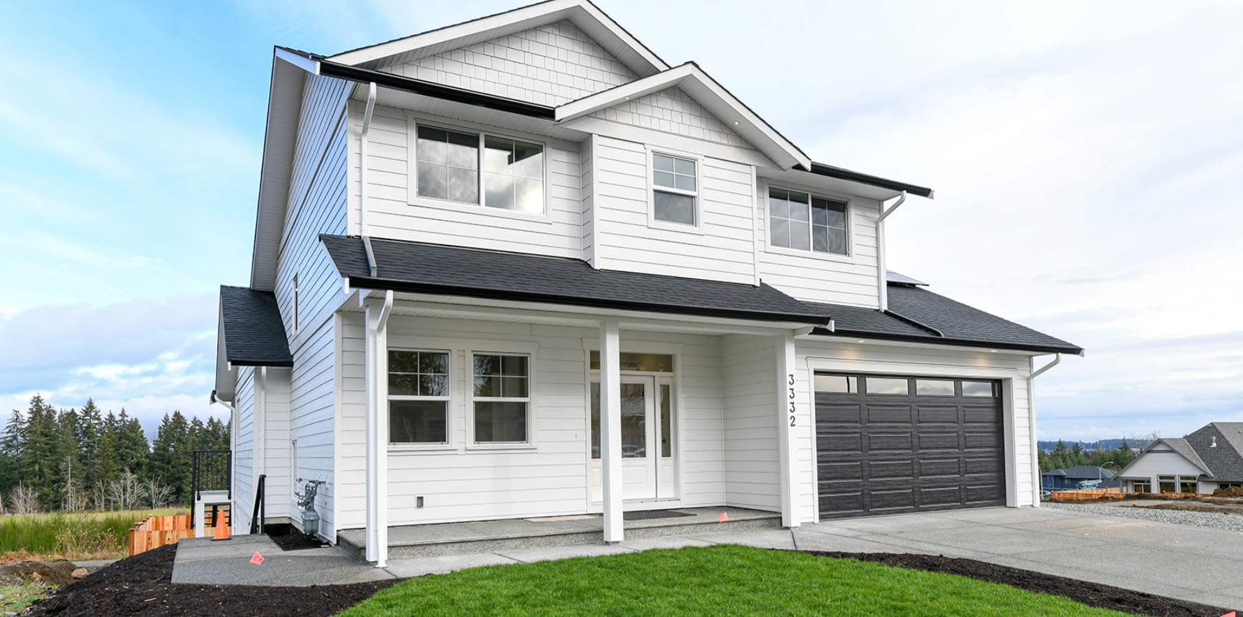 New Custom Homes in Courtenay on Vancouver Island