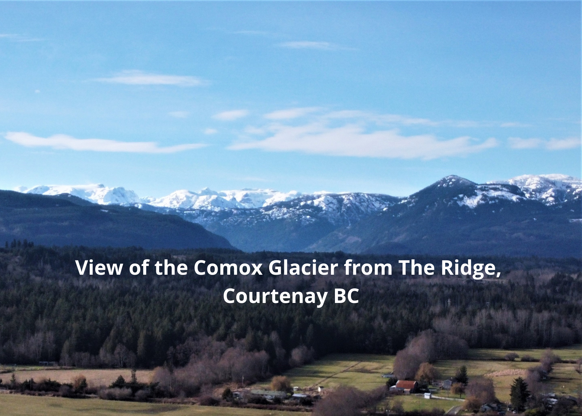 Design/Build New Home at The Ridge in Courtenay, BC